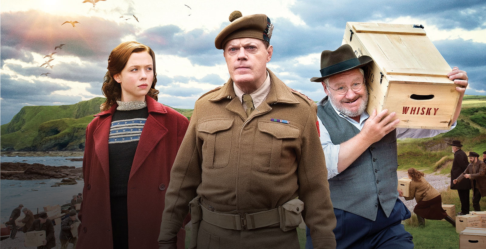 WHISKY GALORE - HISTORICAL FILM
