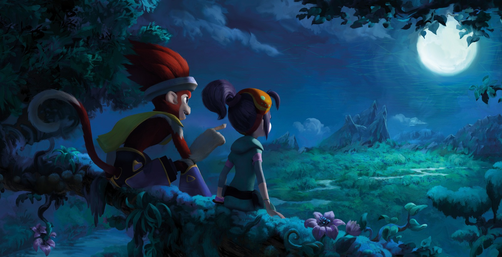Monkey Prince Film